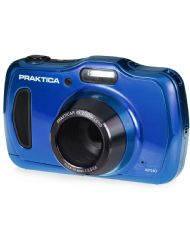 PRAKTICA Luxmedia WP240 Camera Blue 20MP 4x Internal Optical Zoom Waterproof